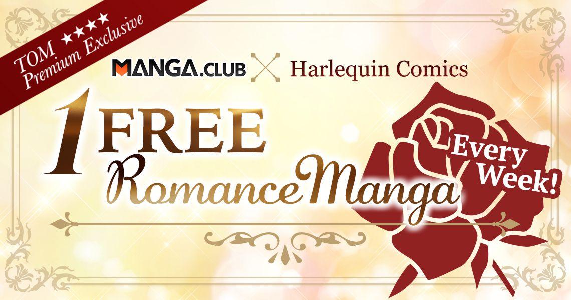 1 FREE Romance manga every week!